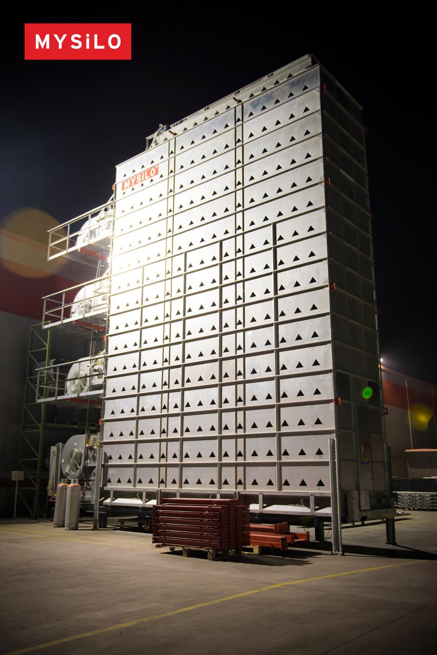Mysilo   Mysilo Grain Dryers