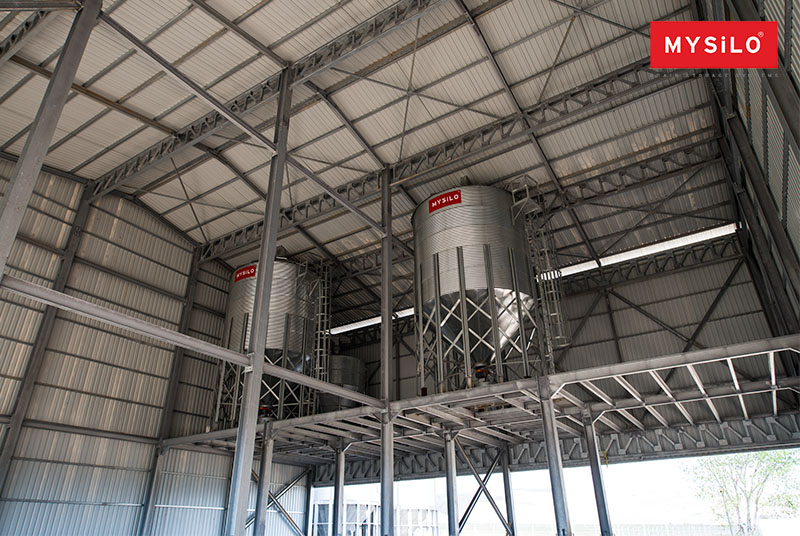 Mysilo | Chassis Open Shed