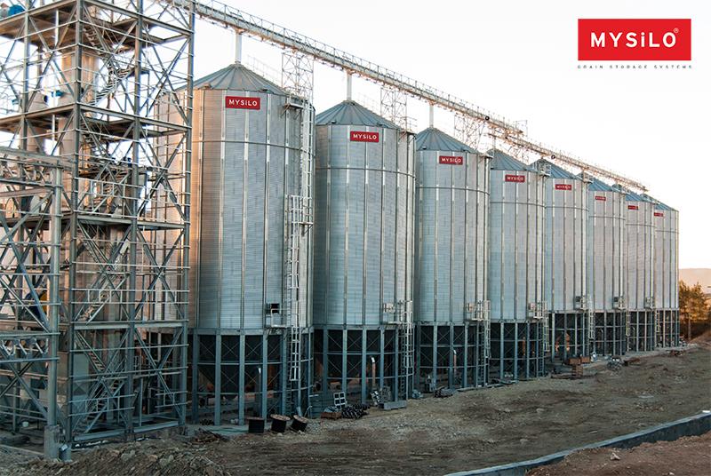 Mysilo | Commercial Hopper Base Silos