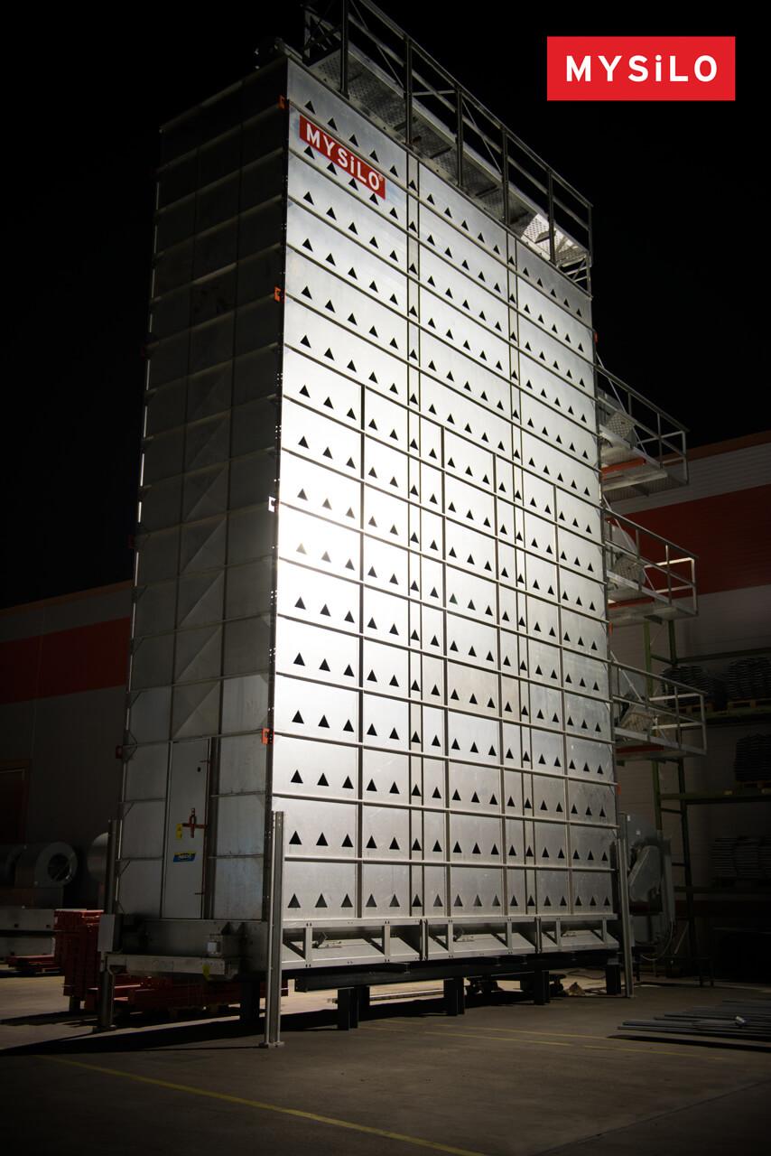 Mysilo | Mysilo Grain Dryers