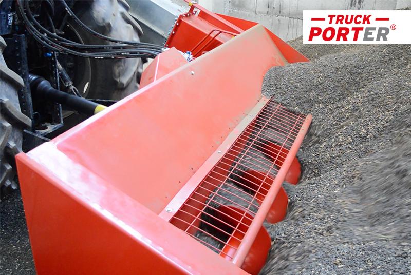 Mysilo | TruckPorter Truck Loading Conveyor